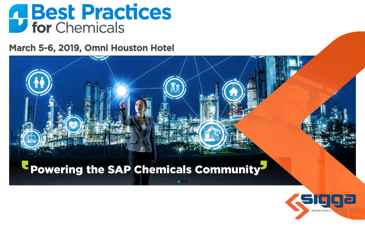 Best practices for chemicals 2019