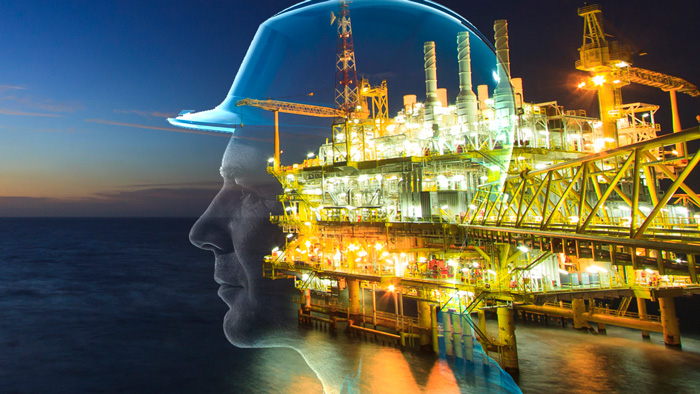Image of a petrochemical company